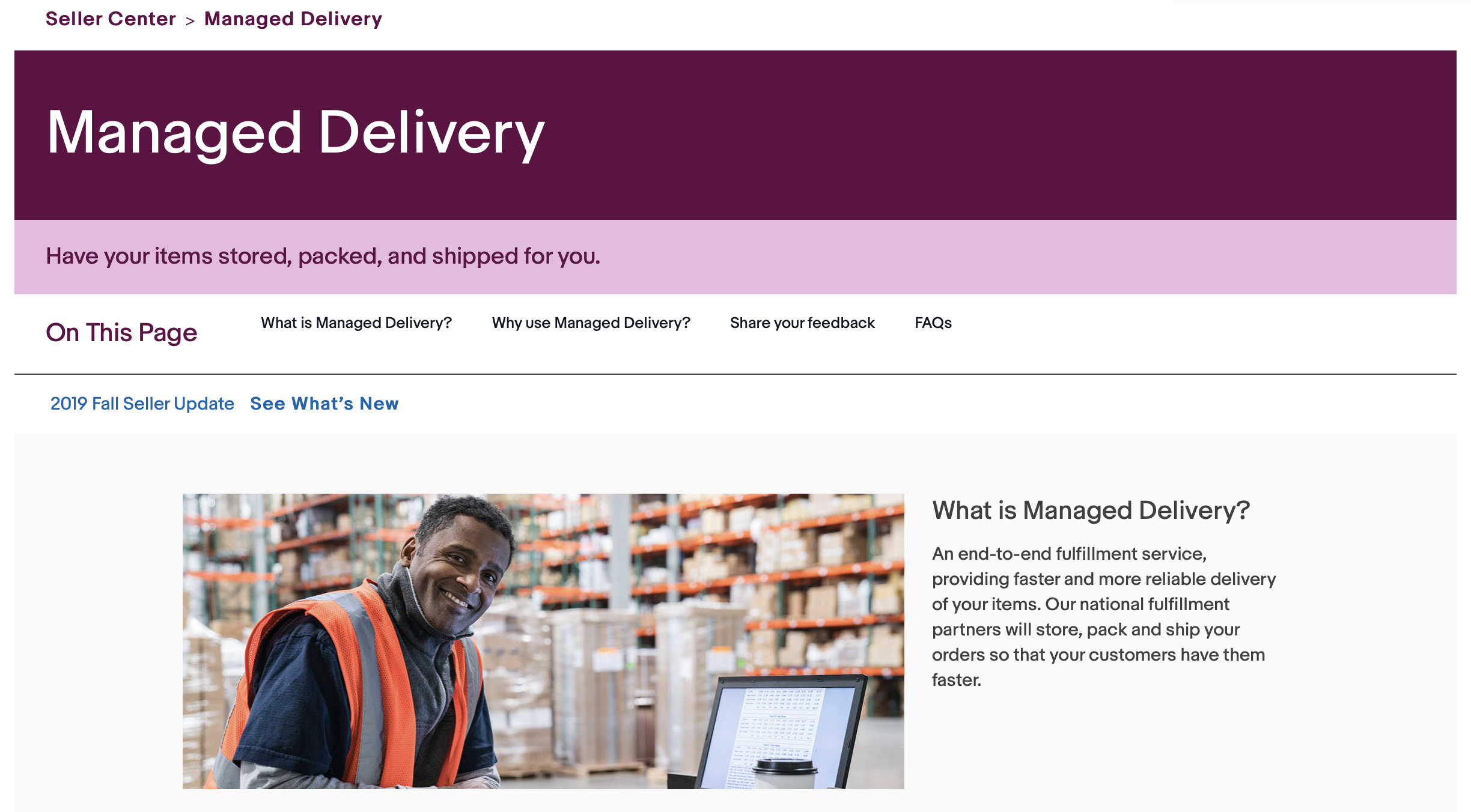 Fulfillment By Amazon Vs Managed Delivery By Ebay