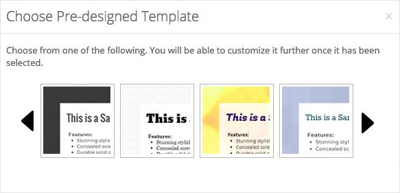 free ebay html listing templates help you make more sales by inkfrog. Black Bedroom Furniture Sets. Home Design Ideas