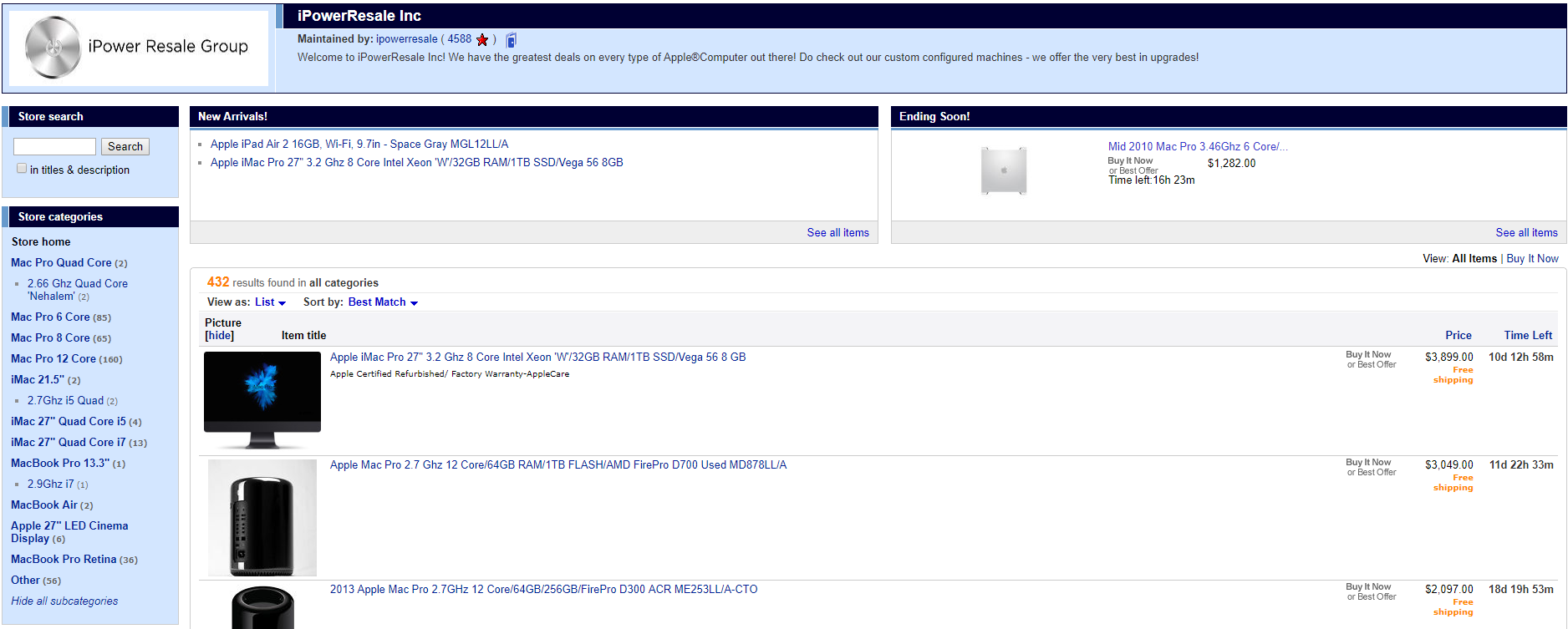 a107cd2eca8c1 inkFrog Streamlines Listings and Updates for iPowerResale