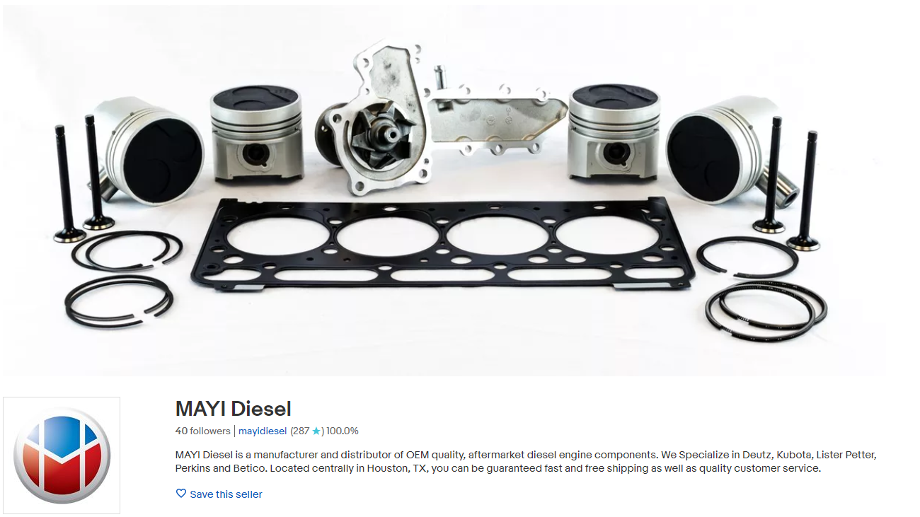 Mayi Diesel Says Inkfrog Is Easy To Use And Stays On Top Of Ebay Seller Updates